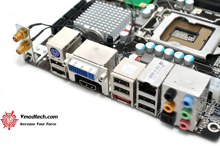 dsc 0008 manli H55 ITX WiFi Motherboard Review
