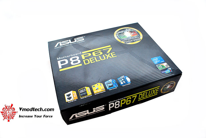 dsc 0276 ASUS P8P67 DELUXE Motherboard