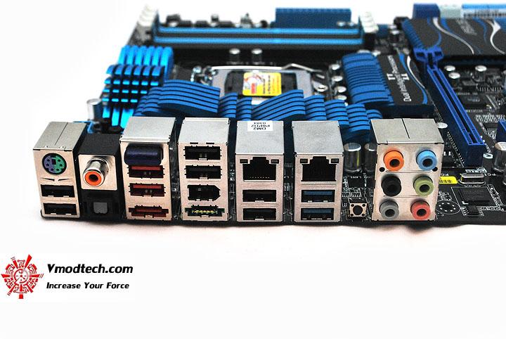 dsc 0300 ASUS P8P67 DELUXE Motherboard