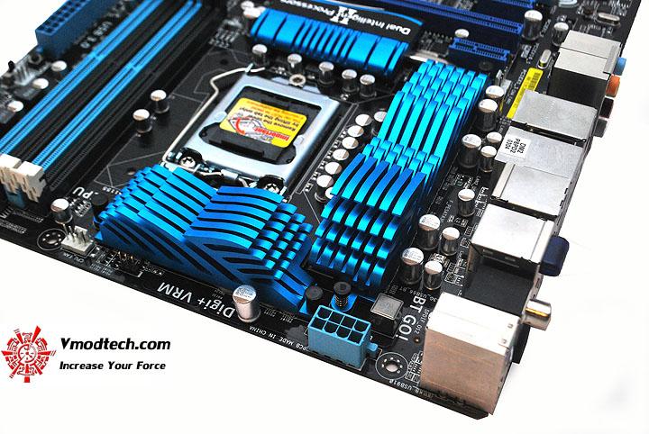 dsc 0301 ASUS P8P67 DELUXE Motherboard