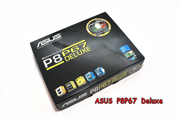 dsc 0310 ASUS P8P67 DELUXE Motherboard