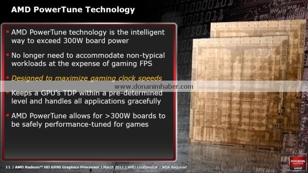 amdradeonhd6990 offdetails 11a dh fx57 รายละเอียดสเป็คที่หลุดออกมาทั้งหมดของ Radeon HD 6990 กราฟิกการ์ดที่น่าจะแรงที่สุดในโลกรุ่นล่าสุด