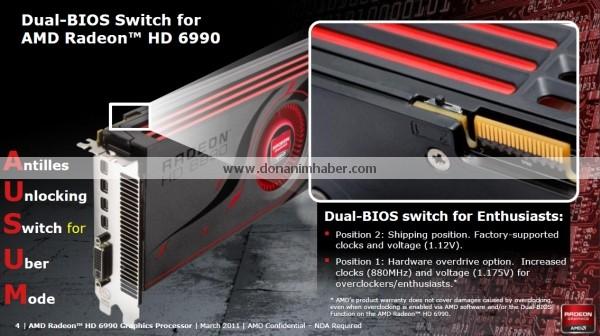 amdradeonhd6990 offdetails 4a dh fx57 รายละเอียดสเป็คที่หลุดออกมาทั้งหมดของ Radeon HD 6990 กราฟิกการ์ดที่น่าจะแรงที่สุดในโลกรุ่นล่าสุด