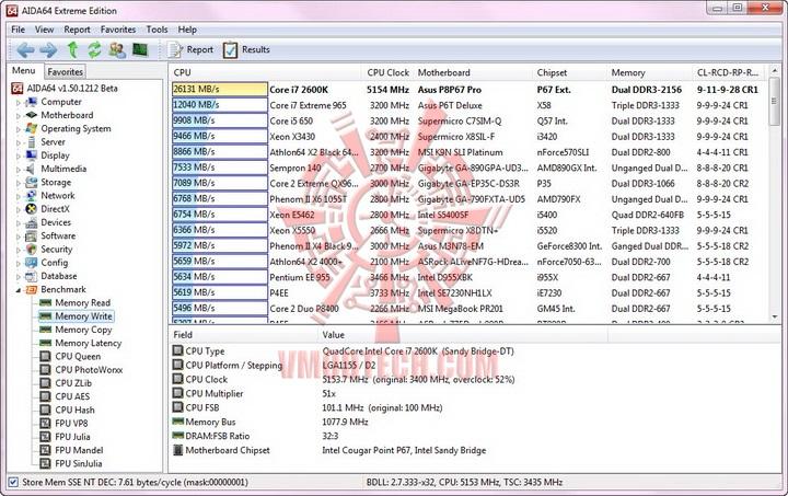 mem write resize G.Skill RipjawsX F3 17000CL9D 4GBXL