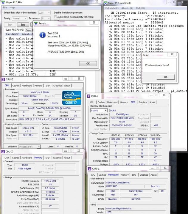 superpi 1 631x720 G.Skill RipjawsX F3 17000CL9D 4GBXL