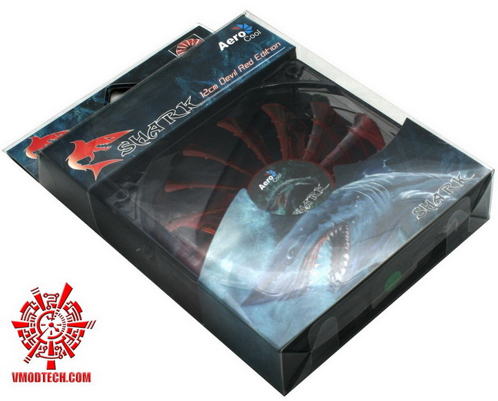 mg 2480 Aerocool Shark Fan 12cm Review