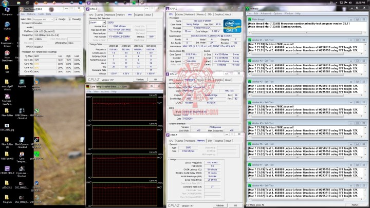 1045 prime running 720x405 G.Skill Ripjaws F3 16000CL9D 4GBRM X2