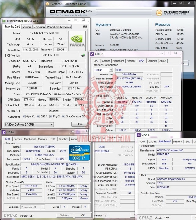 pcmark 05 643x720 G.Skill Ripjaws F3 16000CL9D 4GBRM X2