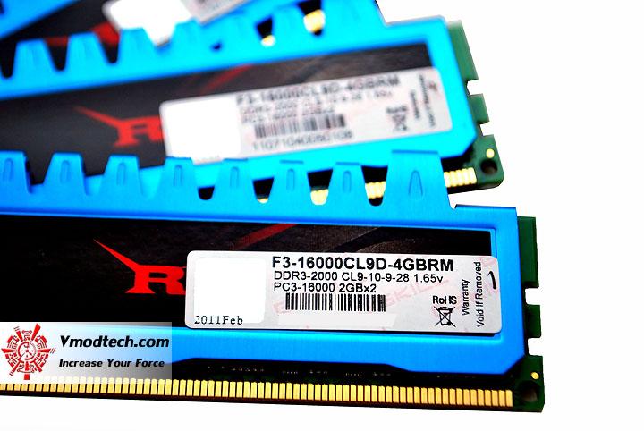 dsc 0494 G.Skill Ripjaws F3 16000CL9D 4GBRM X2