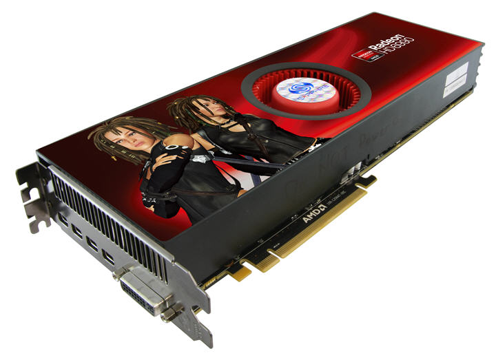 hd6990 c02 SAPPHIRE HD 6990 Delivers Top Performance and Features. Dual GPU card is fastest yet!