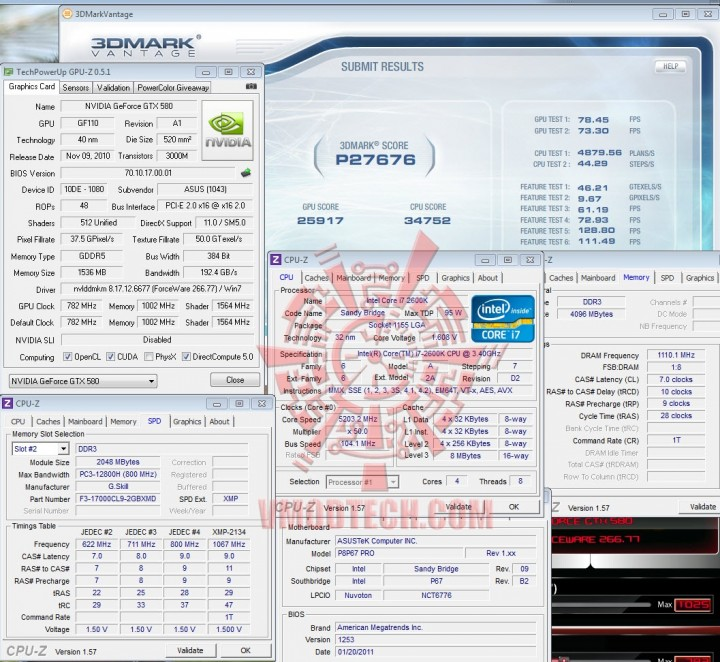 vantage1 no physx 720x662 ASUS GTX580 Voltage Tweak