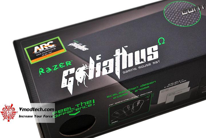 2 RAZER Goliathus Gaming Mats