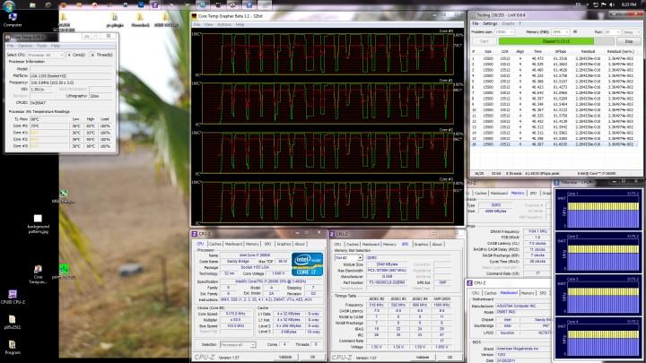 linx running 720x405 G.Skill Ripjaws F3 16000CL9D 4GBRM