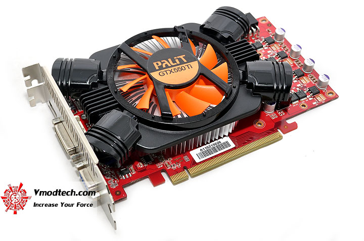 dsc 0249 PaLiT NVIDIA GeForce GTX 550 Ti Sonic 1GB GDDR5 Debut Review