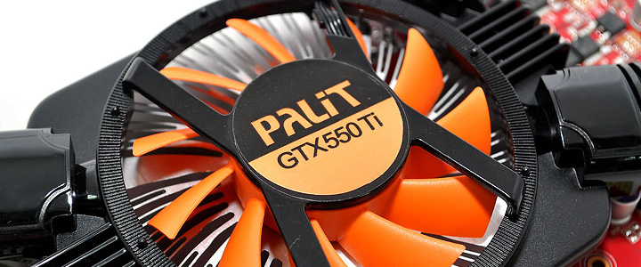 palit nvidia geforce gtx 550 ti sonic PaLiT NVIDIA GeForce GTX 550 Ti Sonic 1GB GDDR5 Debut Review