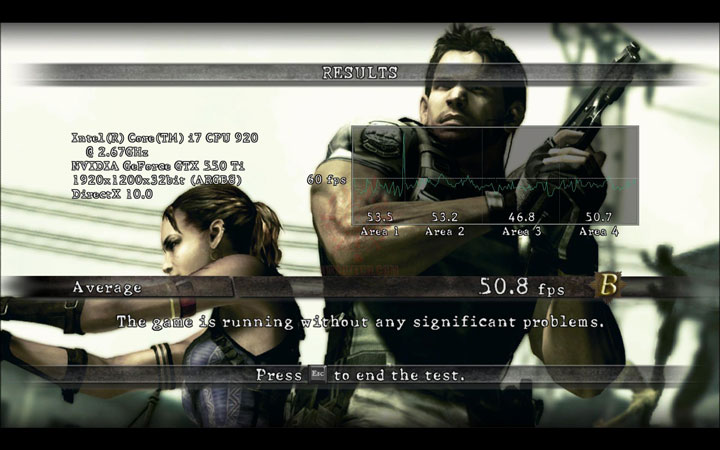 re5dx10 a PaLiT NVIDIA GeForce GTX 550 Ti Sonic 1GB GDDR5 Debut Review