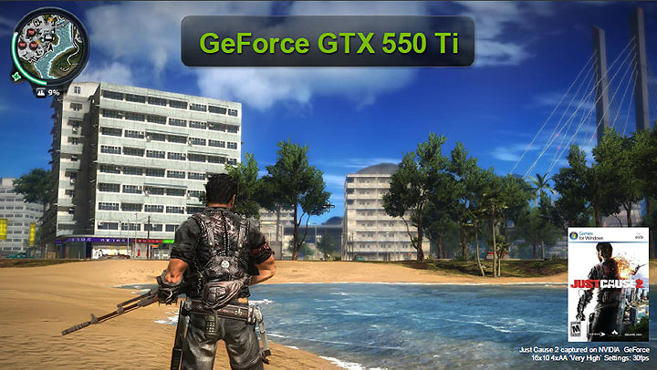23 PaLiT NVIDIA GeForce GTX 550 Ti Sonic 1GB GDDR5 Debut Review