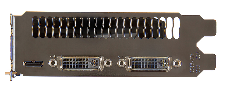 boardshot geforce gtx 550 ti bracket PaLiT NVIDIA GeForce GTX 550 Ti Sonic 1GB GDDR5 Debut Review