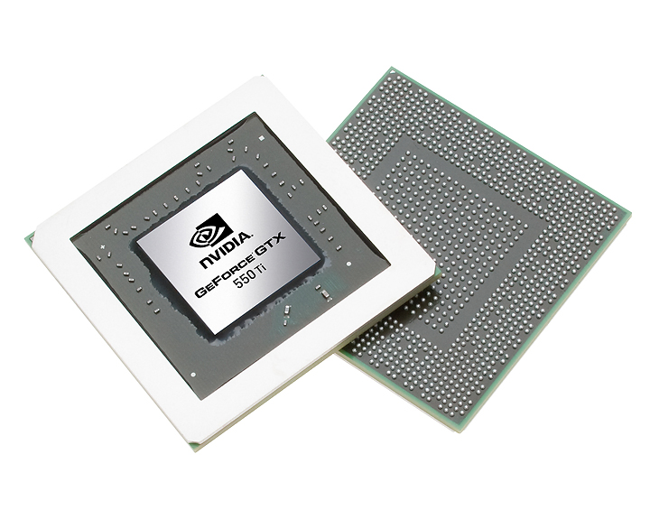 geforce gtx 550 ti 3qtr PaLiT NVIDIA GeForce GTX 550 Ti Sonic 1GB GDDR5 Debut Review