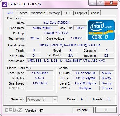 cpuz1 G.Skill Ripjaws F3 16000CL9D 4GBRM