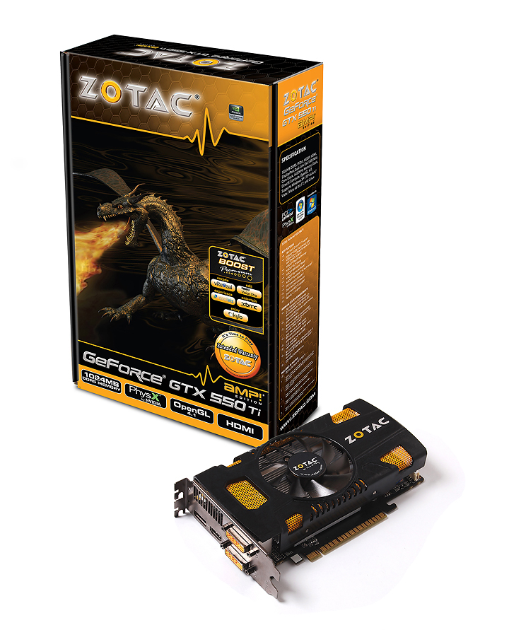 zt 50402 10l image6 ZOTAC GeForce GTX 550 Ti series