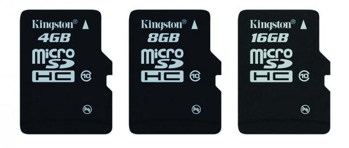 image010 720x306 คิงส์ตัน ดิจิตอล เปิดตัวการ์ด microSDHC ความเร็วระดับ Class 10 ความจุ 4GB และ 8GB