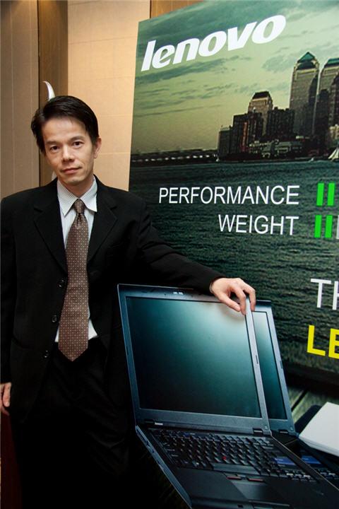 k jeerawut 2resized บรรดาผู้บริหารในองค์กรจัดอันดับความสำคัญของการเลือกซื้อคอมพิวเตอร์ยก ให้ความสามารถในการทำงานที่รอบด้านและบริการหลังการขายเป็นปัจจัยหลักสำคัญ