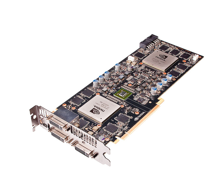 geforce gtx 590 4 NVIDIA GeForce GTX 590 3GB GDDR5 Debut Review