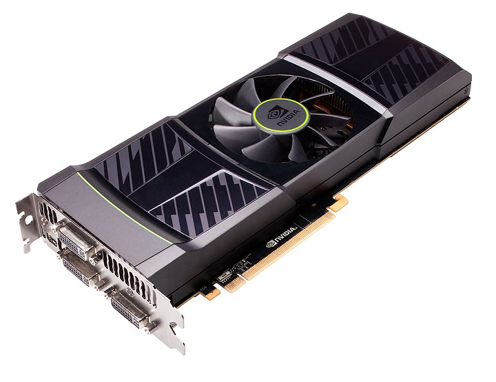 geforce gtx 590 3qtr NVIDIA GeForce GTX 590 3GB GDDR5 Debut Review