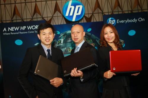 img 7834 A New HP World : เอชพี อวดโฉมกองทัพคอนซูมเมอร์พีซีใหม่ล่าสุดพร้อมเปิดประตูสู่โลกใบใหม่