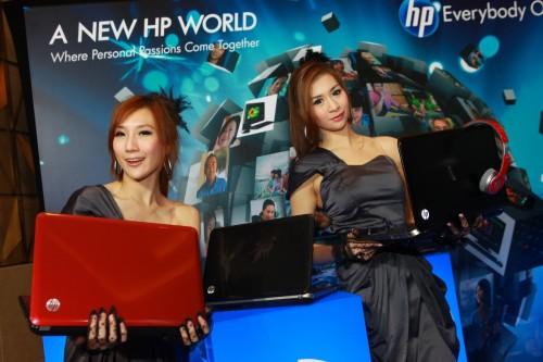 img 7961 A New HP World : เอชพี อวดโฉมกองทัพคอนซูมเมอร์พีซีใหม่ล่าสุดพร้อมเปิดประตูสู่โลกใบใหม่