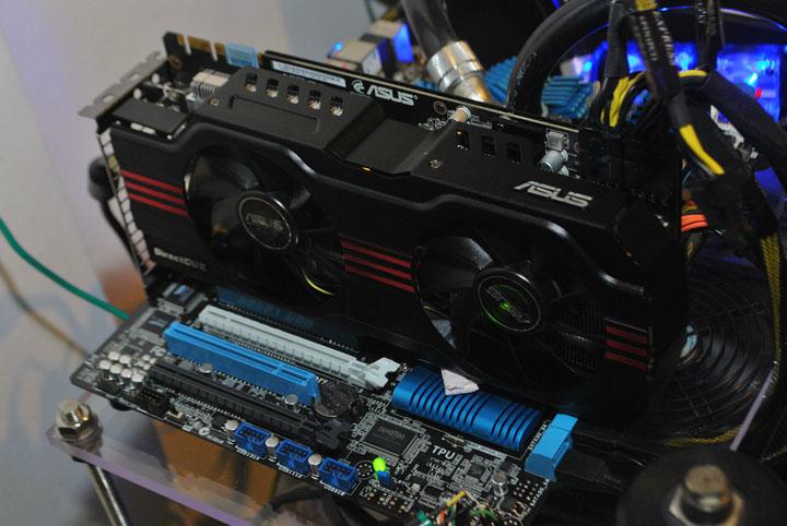 dsc 0668 ASUS GTX580 DirectCU II