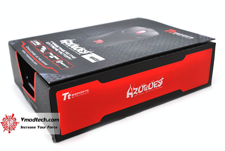 dsc 0651 Tt eSPORTS Azurues Optical Gaming Mouse