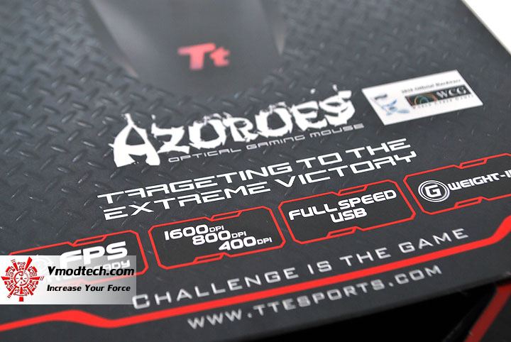 dsc 0652 Tt eSPORTS Azurues Optical Gaming Mouse