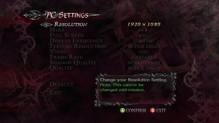 devilmaycry4 benchmark dx10 2011 03 26 22 34 12 17 GALAXY Geforce GTX 550Ti 1024MB GDDR5 Review