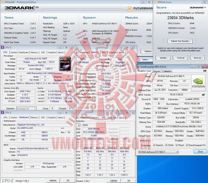 df1 WinFast GTX 560 Ti 1024MB GDDR5 Review