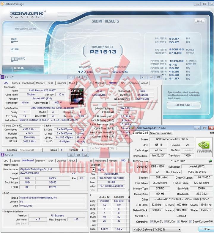 df2 WinFast GTX 560 Ti 1024MB GDDR5 Review
