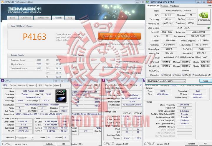 df3 WinFast GTX 560 Ti 1024MB GDDR5 Review