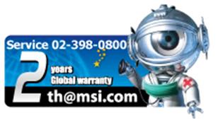 2 บริษัท เอ็มเอสไอ ประเทศไทย จำกัด ผนึกกำลังดีคอม เปิดบริการศูนย์เคลมและซ่อมสินค้าmsiเต็มรูปแบบ