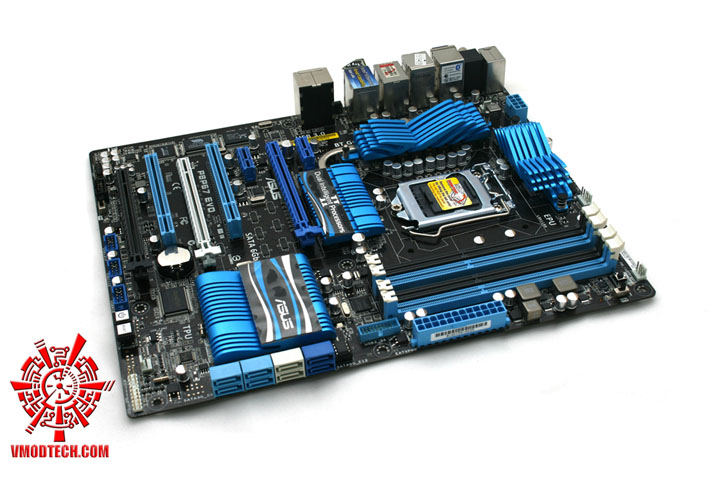 mg 2855 ASUS P8P67 EVO Motherboard Review