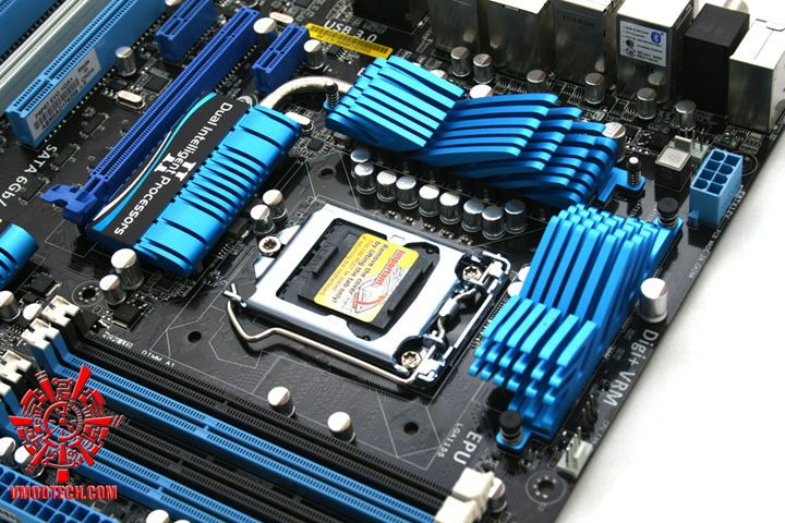 mg 2866 ASUS P8P67 EVO Motherboard Review
