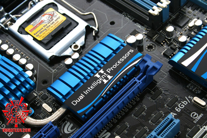 mg 2876 ASUS P8P67 EVO Motherboard Review
