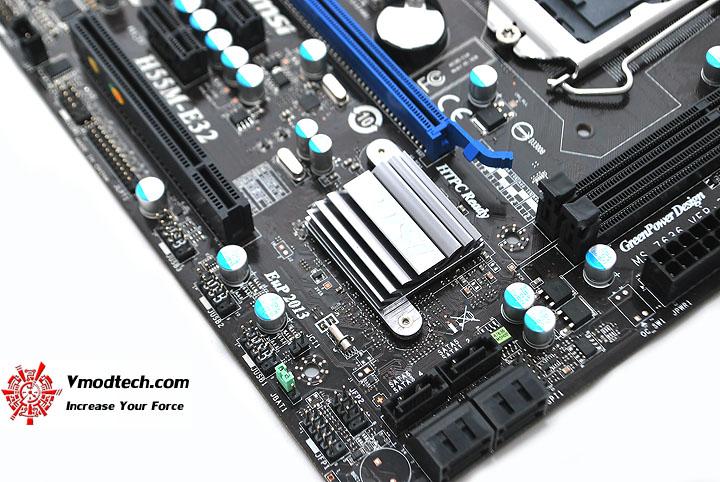 dsc 0685  MSI H55M E32 MicroATX Motherboard