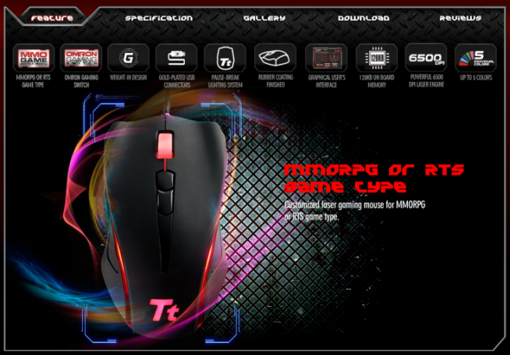 4 6 2011 10 13 43 pm Tt eSPORTS Black Element Gaming Mouse