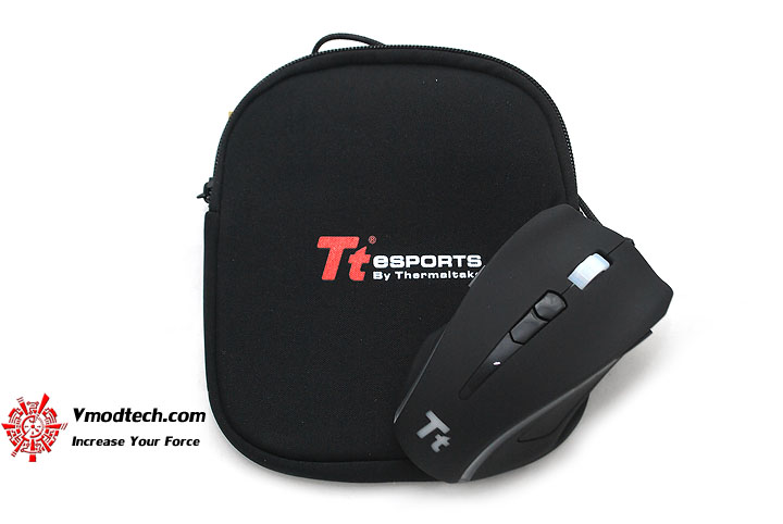 dsc 0055 Tt eSPORTS Black Element Gaming Mouse