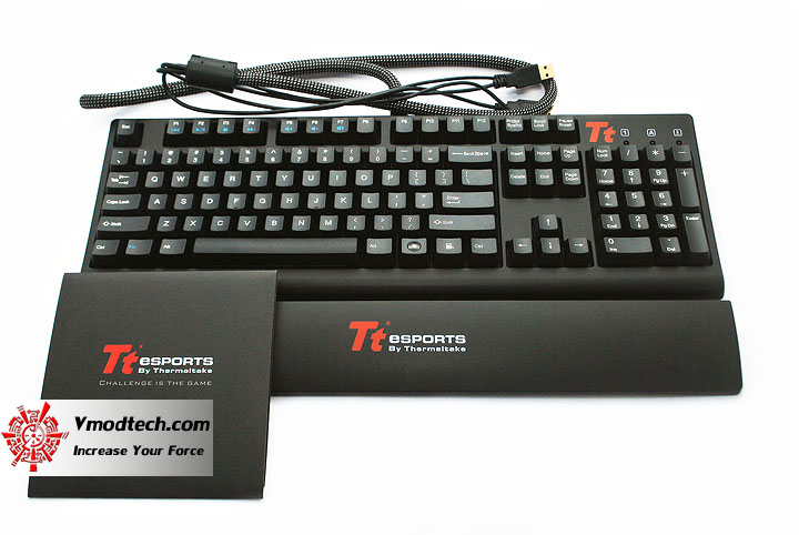 dsc 0184 Tt eSPORTS MEKA G1 Mechanical Gaming Keyboard