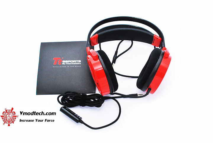 dsc 0133 Tt eSPORTS SHOCK SPIN Gaming Headset