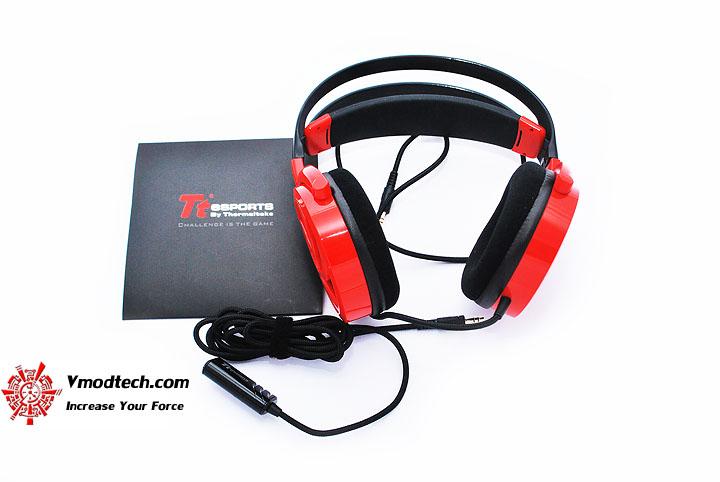 dsc 0133 Tt eSPORTS SHOCK SPIN Gaming Headset