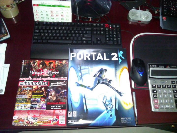 wp 000017 ข่าวการวางจำหน่ายเกม PORTAL 2 Premium Edition ( Limited 1,000 ชุดในไทยเท่านั้น )