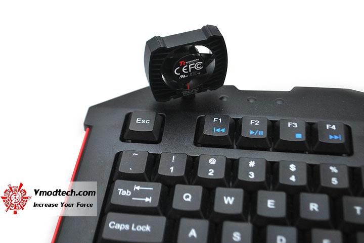 dsc 0217 Tt eSPORTS Challenger Gaming Keyboard
